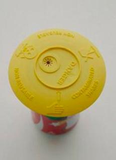 Yellowone Needle Cap