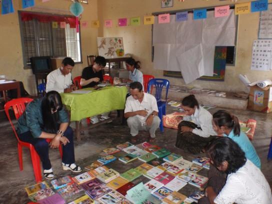 cambodia-library