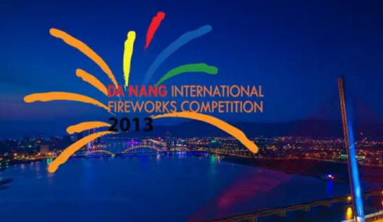 Danang International Fireworks Competition 1