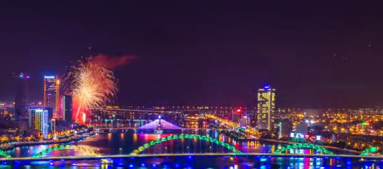 Danang International Fireworks Competition 10