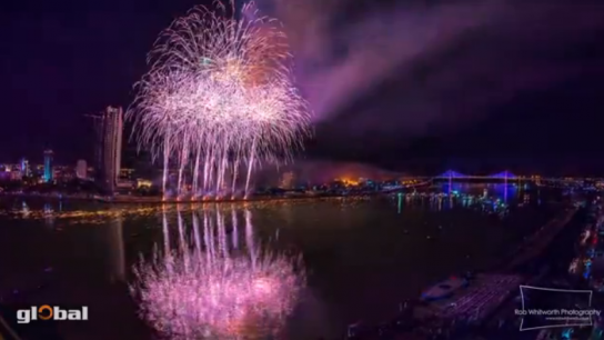 Danang International Fireworks Competition 12