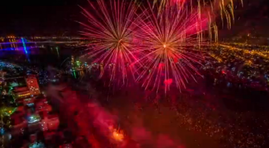 Danang International Fireworks Competition 2