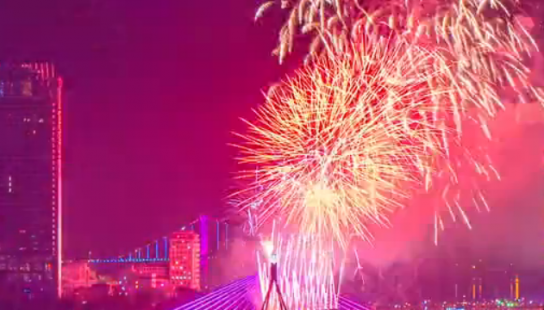 Danang International Fireworks Competition 3