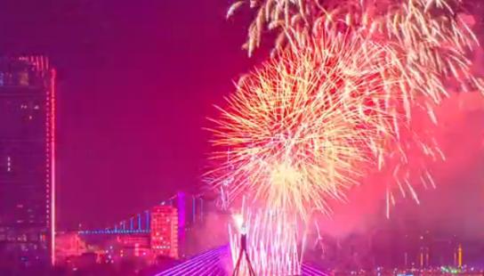 Danang International Fireworks Competition 3