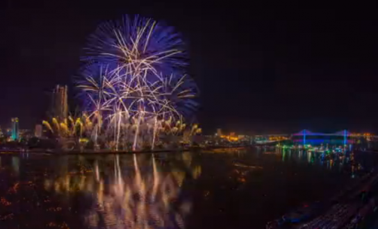 Danang International Fireworks Competition 8