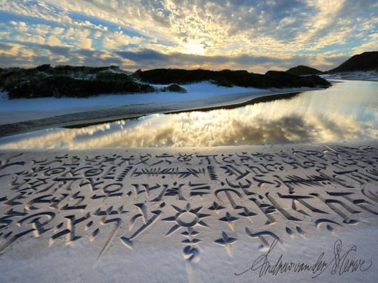 Andrew-van-der-Merwe-Beach-Calligraphy-4