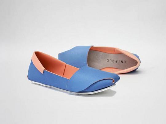 Footwear Origami-3