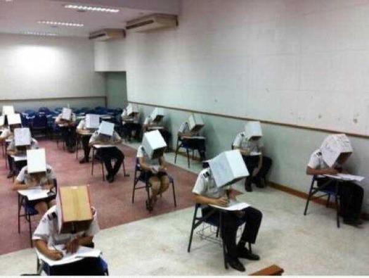 china-cheating