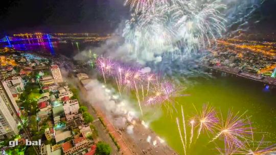 Vietnamu fireworks competition02
