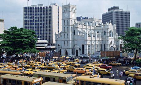 MDG : Lagos, Nigeria