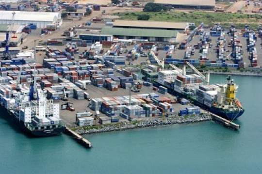 port of lome