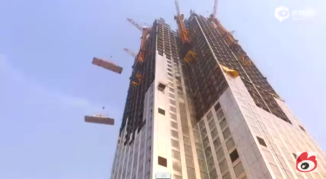 How to build 57floor building by 19 days