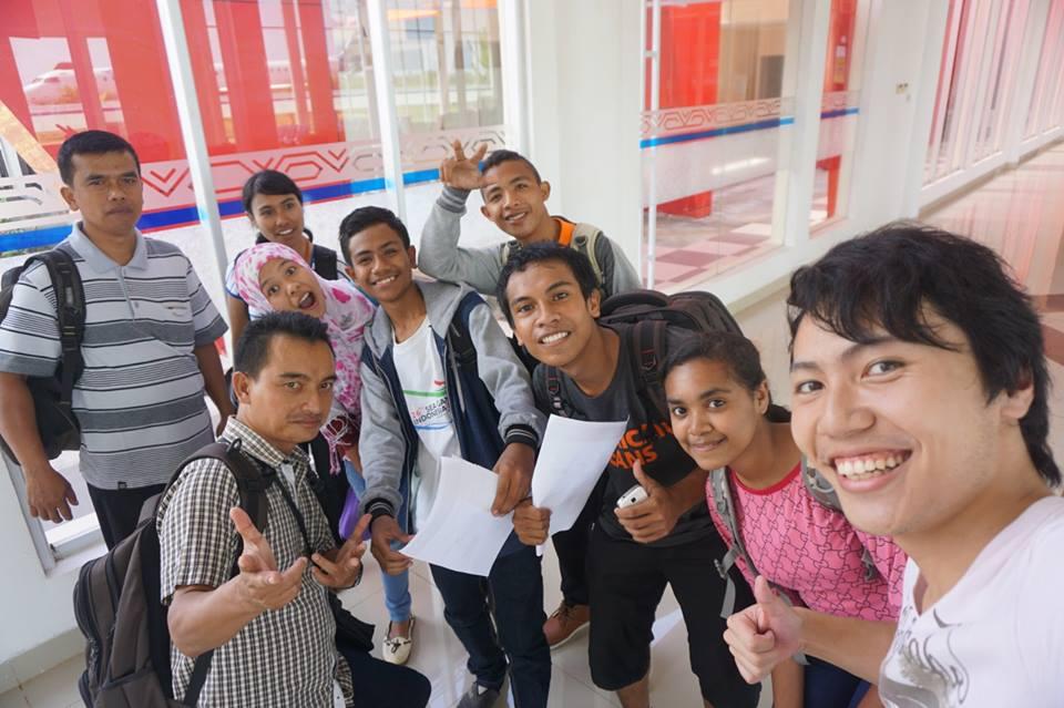 インドネシアプロジェクト活動写真