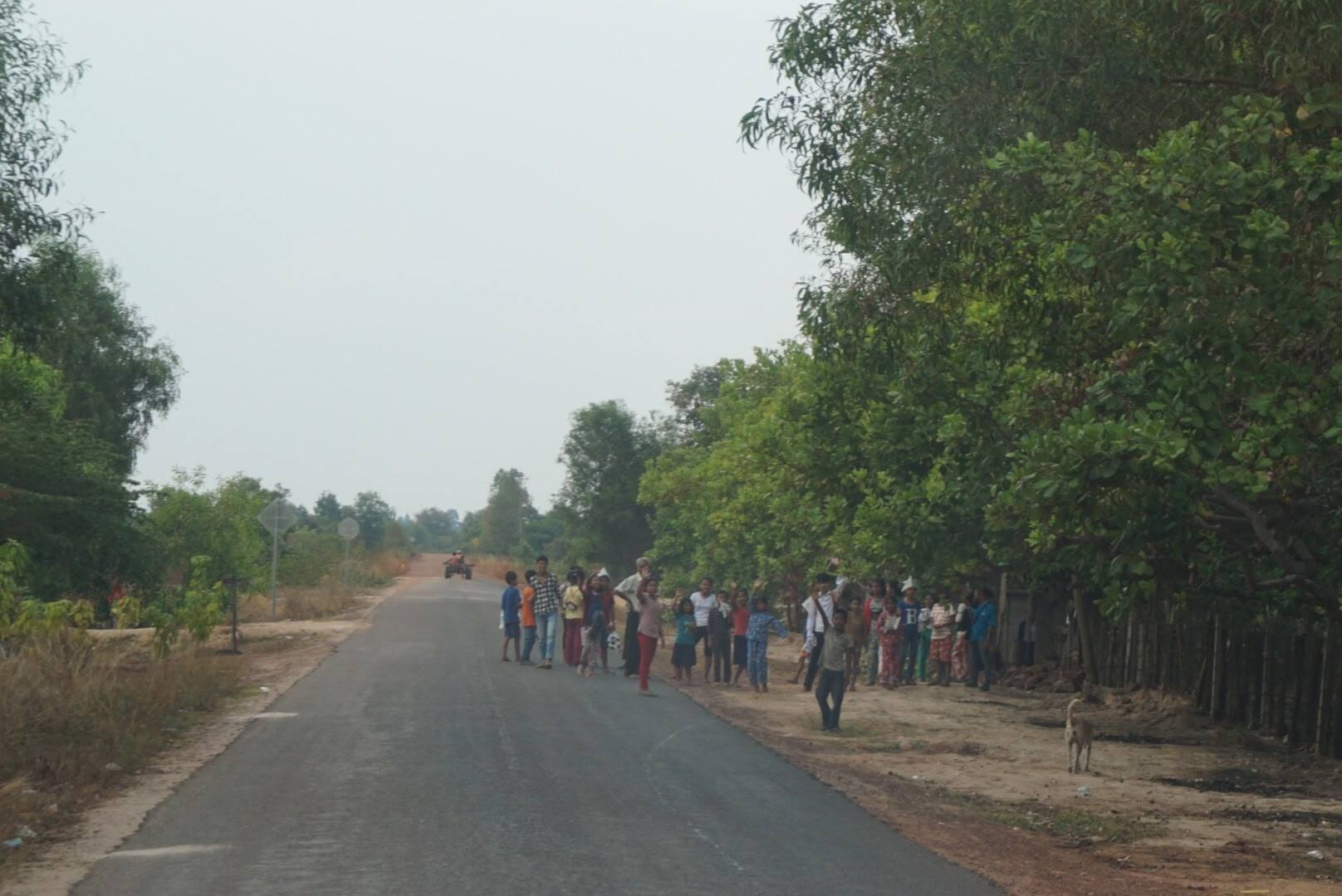 涙が止まらなかったカンボジア孤児院のお別れ