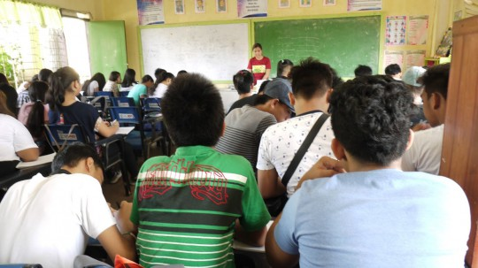 OHSP Class room2